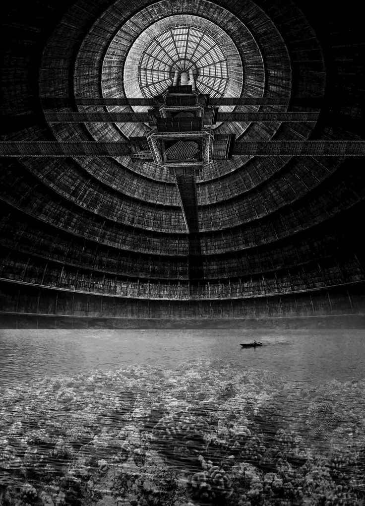 The Reef of Silence Underwater Columbarium & Decompositorium Columbarium & Coral Cultivation - Photomontage 420 x 594(mm) Yunil Nam, Unit 18, MArch Architecture Part II, University of Greenwich
