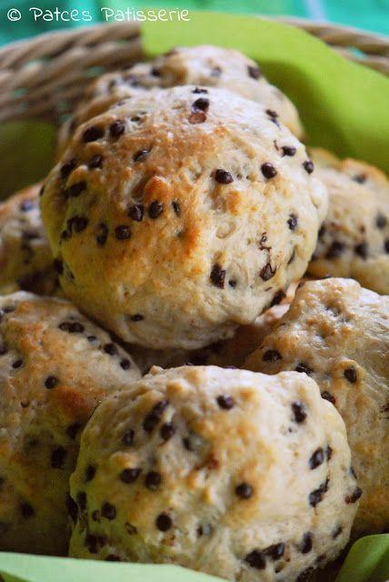 Schoko-Brötchen wie vom Bäcker