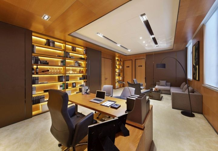 Midea Real Estate • Forest City Times Office Show Flat 02 by C&C Design Co., Guiyang – China » Retail Design Blog