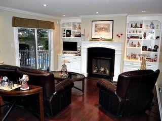 Who else wants a #fireplace for the #livingroom #renovation ?  Let us #inspire your #renovation #dreams !