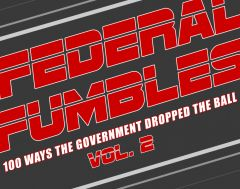 """(CNSNews.com) – Senator James Lankford (R-Okla.) released his second """"Federal Fumbles"""" report on Monday calling out 100 examples of the misuse of taxpayer dollars through out-of-control government spending and regulation."""