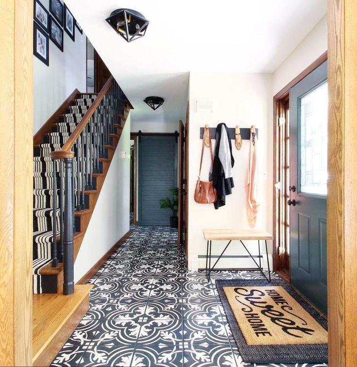 Sick of Your Floor Tile? You Should Paint It! in 2020