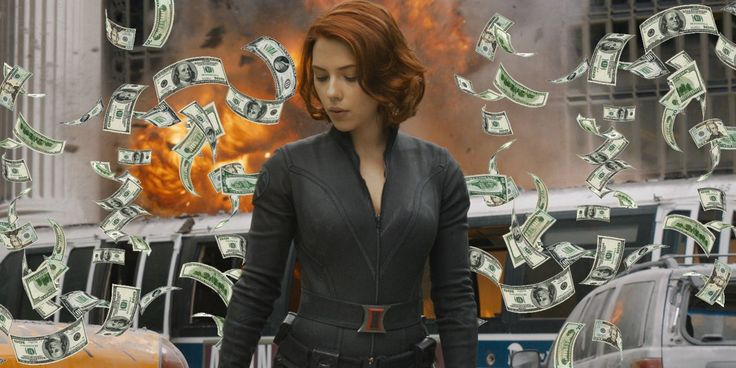 "Scarlett Johansson Eyes Record Salary for Black Widow Movie          Scarlett Johansson looks to earn a record-breaking salary for her Black Widow movie role. Johansson is one of the longest running members of the Marvel Cinematic Universe. She began her superhero career in Iron Man 2 and has appeared in five MCU movies so far.    Attention!!! This is Just an Announce to view full post click on the ""Visit"" Button Above"