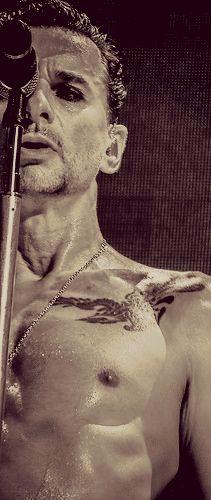 Dave Gahan // #DepecheMode live in Atlanta #Delta_Machine