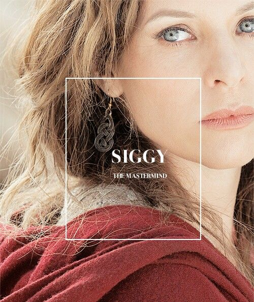Siggy | Vikings, History Channel
