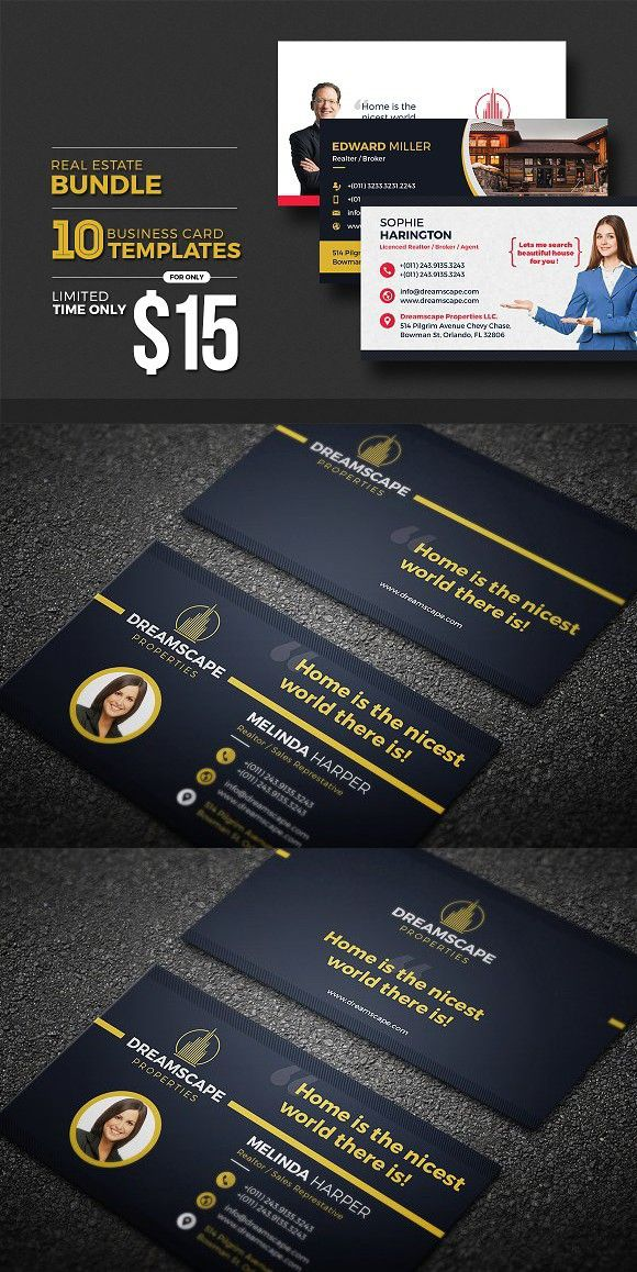 The 25+ best Real estate business cards ideas on Pinterest ...