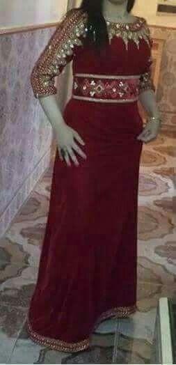 couture algerienne K