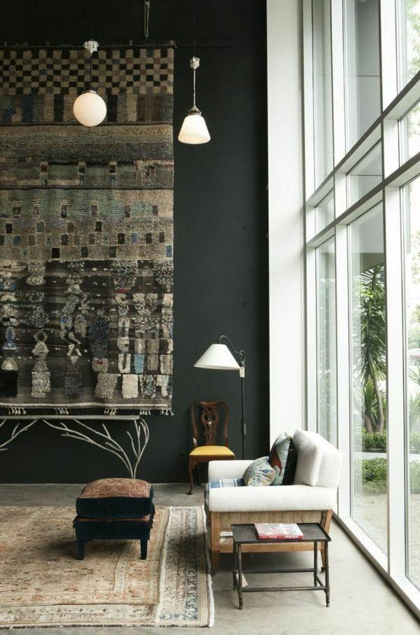 Tapis vintage - une décision toujours à la mode | Design d\'intérieur ...