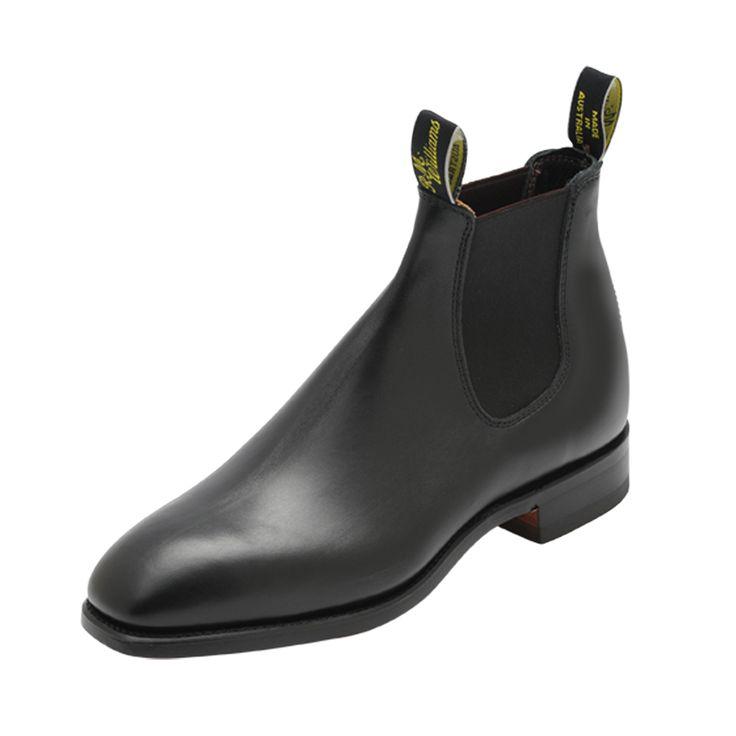 Comfort Craftsman (Black)