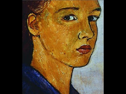 CHARLOTTE SALOMON (1917-1943)-ARTISTE PEINTRE-PAINTER-PINTORE-PART:1/4 - YouTube