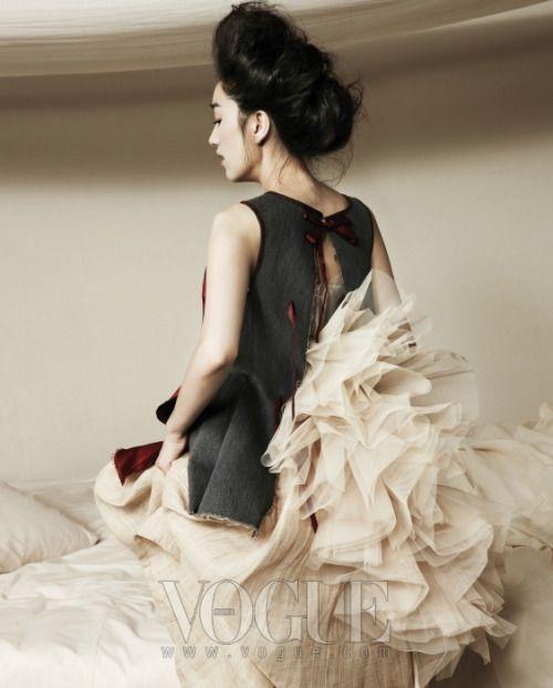 hair-- 한복 hanbok, Korean traditional clothes