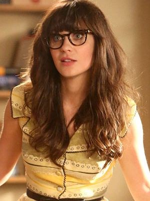 "Which ""New Girl"" Character Are You? -I got Jess- ""Hey there. You're kind of adorkable"""