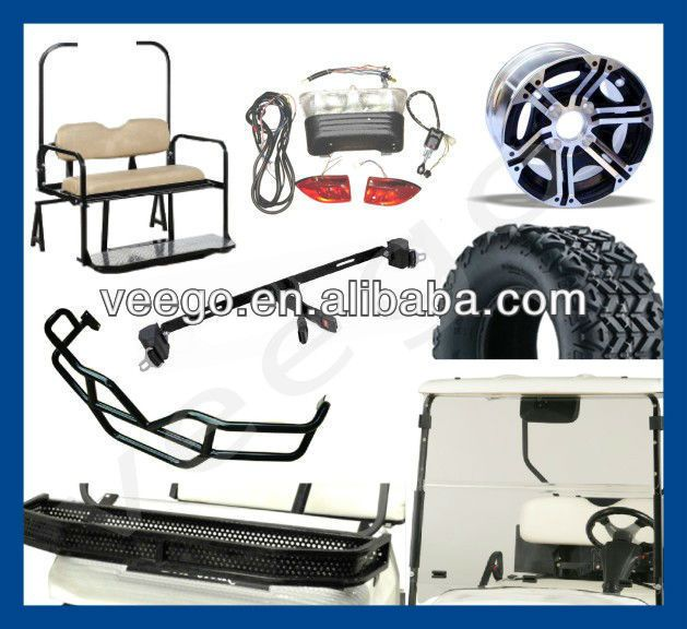 golf cart Parts for Ezgo, Clubcar, Yamaha golf cart models