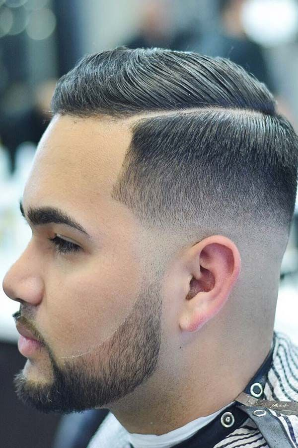 Versatile Comb Over Haircut Ideas To Try Right Away Comb Over