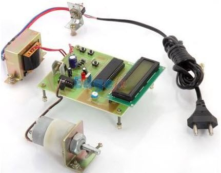 Know about 3 Important Ways for DC Motor Speed Control  DC motor speed control can be achieved by varying flux, armature voltage. And, also find about PWM based speed control system using microcontroller
