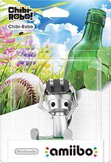 Chibi-Robo Amiibo