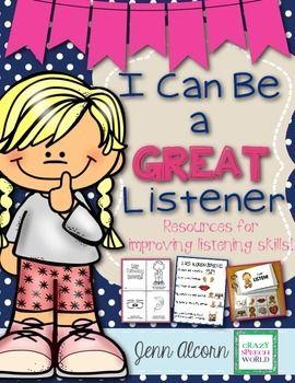 17 best ideas about listening skills on pinterest