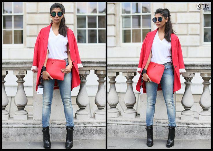 Somerset House London Fashion Week Sept 2014 Street Style Pinterest London Fashion Street