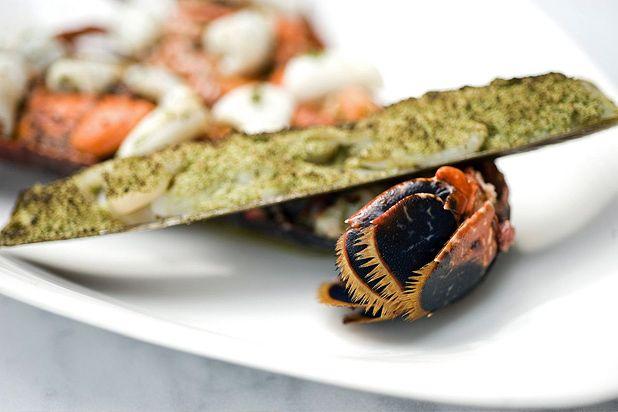 Top five Michelin-starred restaurants in Edinburgh
