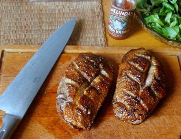 Sto smaków Aliny: Na elegancki obiad: piersi kaczki|Studio Opinii