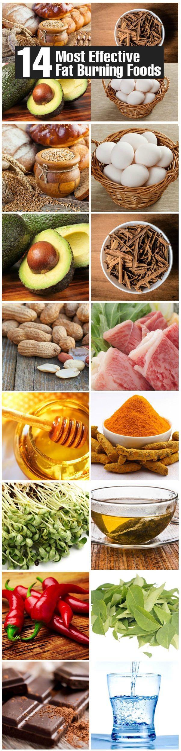 Alimentos que ajudam na queima de gorduras, desde que consumidos em quantidades certas ;)