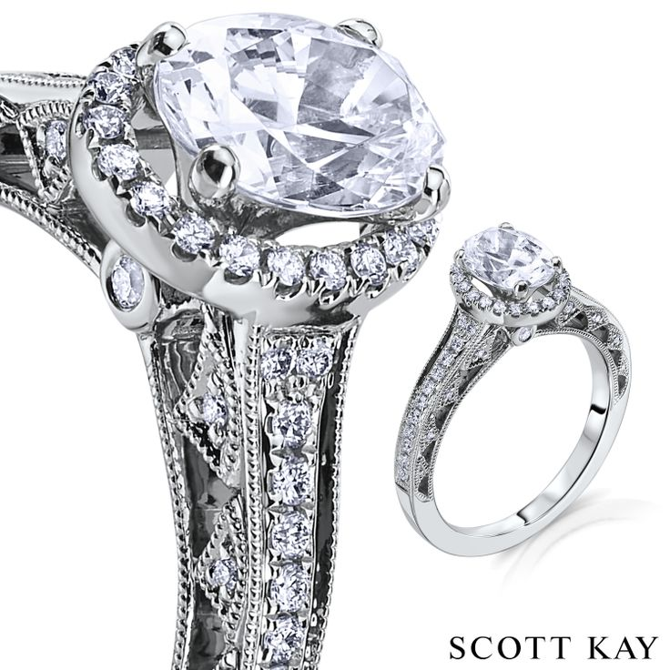 Scott Kay Bridal Engagement Rings: 1000+ Images About Scott Kay On Pinterest
