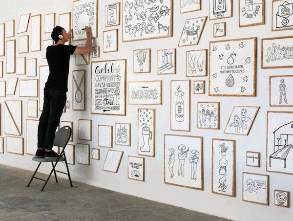 di-markas-airbnb-dinding-dipenuhi-dengan-gambar-ilustrasi ...