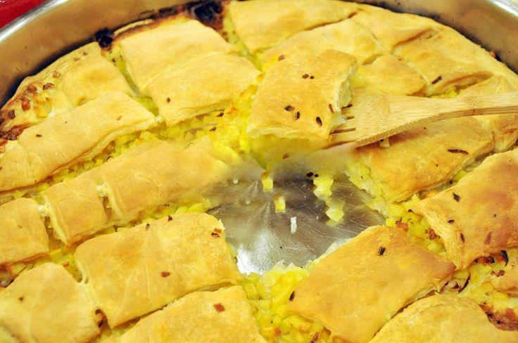 Patatesli Selanik Böreği Tarifi