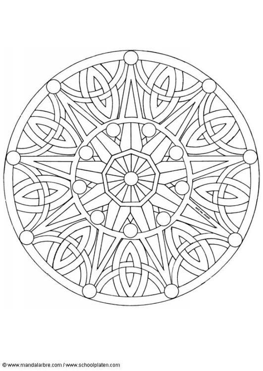 624 best mandala images on Pinterest  Drawings Coloring books