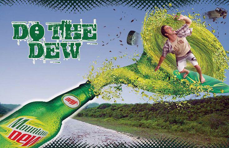 mountain dew ad campaign 2014