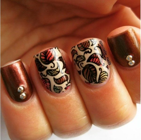 Prettyfulz Fall Nail Art Design 2011: 1000+ Ideas About Browning Nails On Pinterest