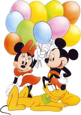 Disney Babies Clip Art   Turma do Mickey da Disney fazendo Aniversário   Imagens para ...