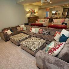 77 best Basement Furniture images on Pinterest Live Basement