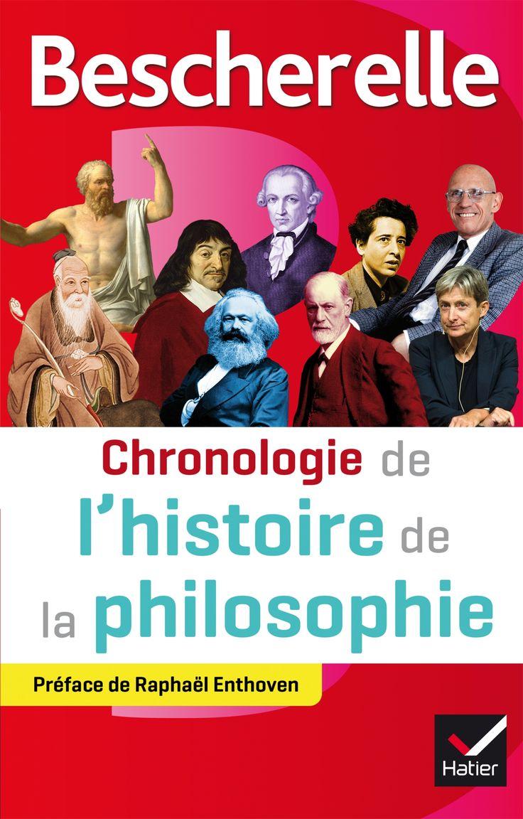 Chronologie de l'histoire de la philosophie : revisiter les classiques