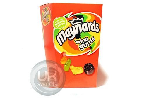 Maynards Wine Gums. Visit our online shop - we deliver all over Australia! Great prices, great service and an amazing range of English Sweets & Lollies. www.uksweets.com.au