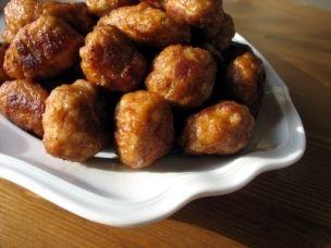 Amish-Style Ham Balls: Food Recipes, Gf Bbq Meatballs Recipes, Maine Dishes, Bbq Sauces, Italian Meatballs, Baking Meatballs, Baking Recipes, Gluten Free, Homemade Meatballs