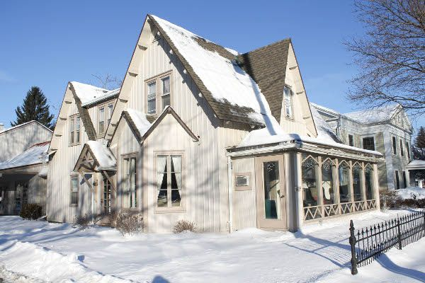 The Gables House (Beekman Arms and Delamater Inn) in Rhinebeck, NY