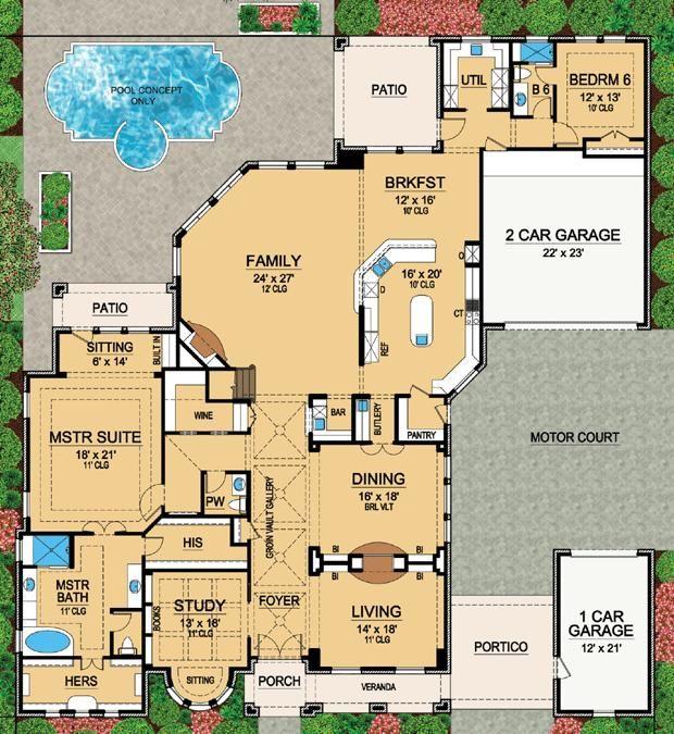 175 best floor plans images on pinterest architecture