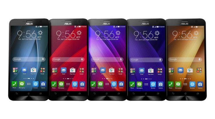 Asus Zenfone Ailesinin Android 6.0 Marshmallow alacak cihazları belirlenmiş durumda.