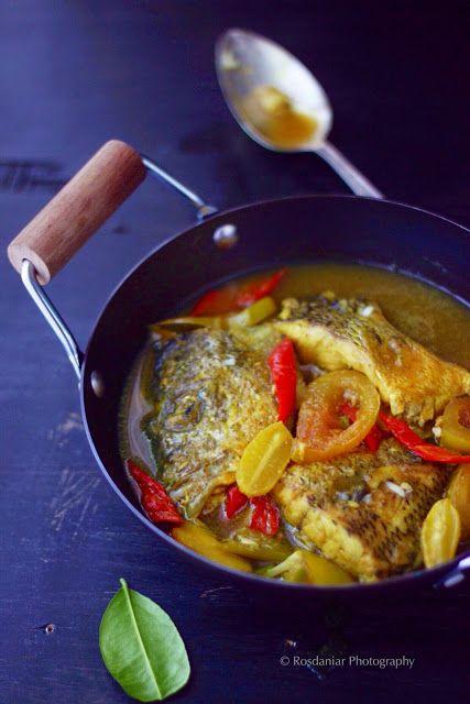 Dapur daniar: Ikan Pindang