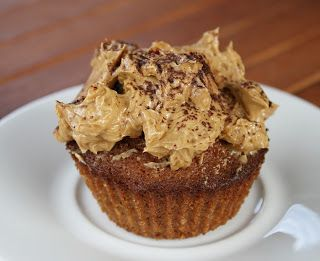 Palócprovence: Kávés cupcake