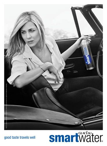 Jennifer Aniston Is Still Sexy For Smartwater