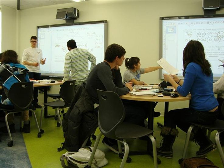 Classroom Design Guidelines Higher Education ~ Active learning classroom at dawson college next gen