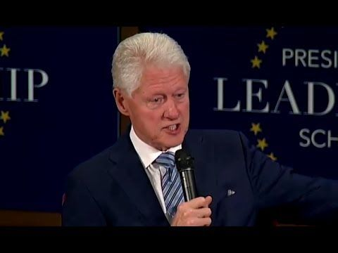 BILL CLINTON BLASTS HIS WIFE HILLARY FOR HER LOSING CAMPAIGN