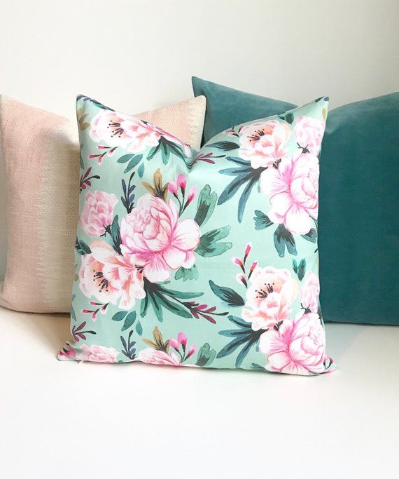Pin By Carol Kyle On French Provincial Floral Decor Pillows Pillows Decorative Diy Decorative Pillow Covers