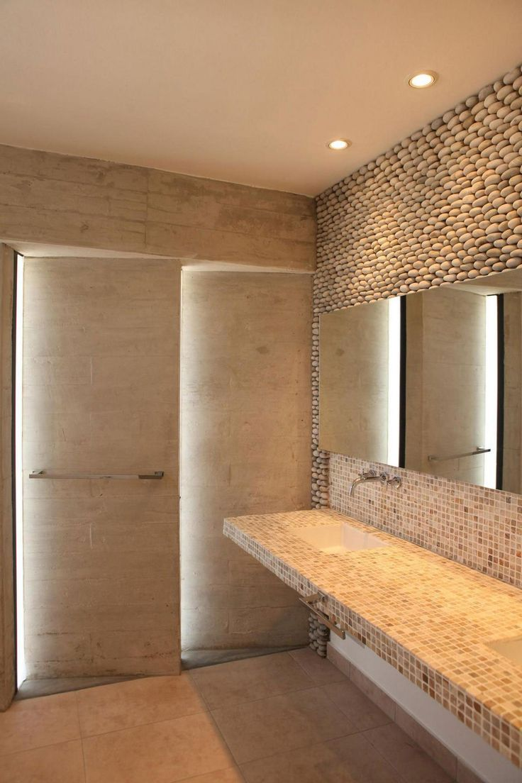 RRMR Arquitectos, Casa Paracas, дом на берегу залива, частные дома в Перу, каменный фасад частного дома, частный дом в пустыне, проект большого дома