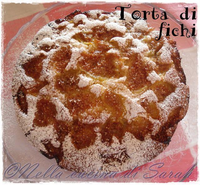 Pancakes a colazione...: Questa mattina torta! ~ Torta di fichi