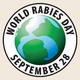 Did you know? Vaccinating not only protects your pet, it protects you, too! Join us in celebrating World Rabies Day by stopping the disease at its source. Make sure your furry family members are up-to-date on their vaccines - it's one of the easiest things you can do to care for them. #TogetherAgainstRabies