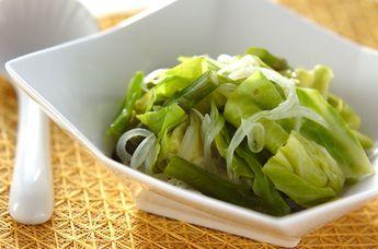 春野菜ユズコショウマリネ