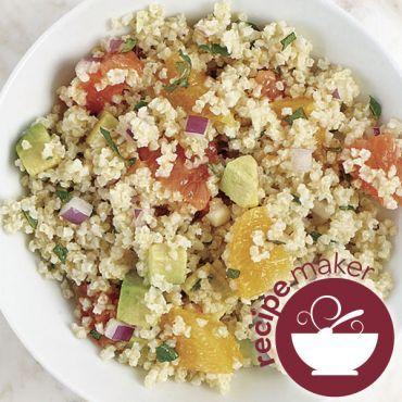 Costco Quinoa Salad - FineCooking.com